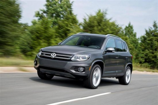 Volkswagen Tiguan (Тигуан) 2015 Цена, Комплектации, Фото и Технические характеристики