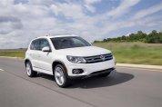 Новый Volkswagen Tiguan 2015 года