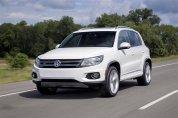 Обновленный Volkswagen Tiguan 2015