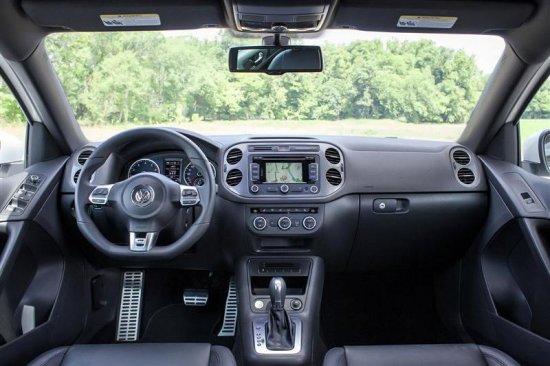 Салон Volkswagen Tiguan 2015
