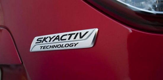 Технология Skyactiv
