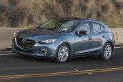 Mazda 3 2015 года