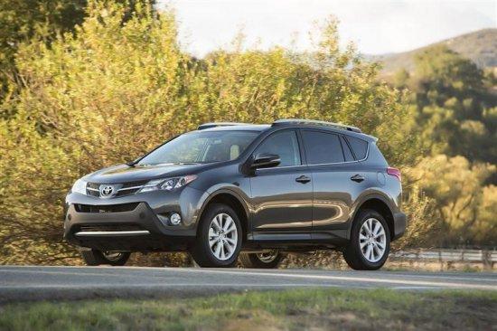 Toyota RAV4 2015 Цена, Комплектации, Фото и Технические характеристики
