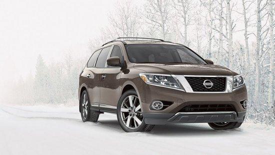 Nissan Pathfinder (Патфайндер) Цена, Фото и Технические характеристики