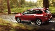 Обновленный Nissan Pathfinder 2015