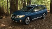 Nissan Pathfinder 2015 года