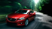 Обновленная Mazda 6 2015