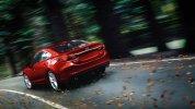 Mazda 6 2015 в красном цвете