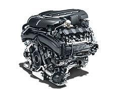 Двигатель в Audi A8 2015