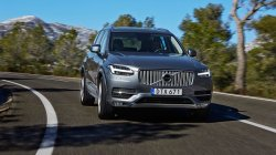Тест-драйв обновленного Volvo ХС90