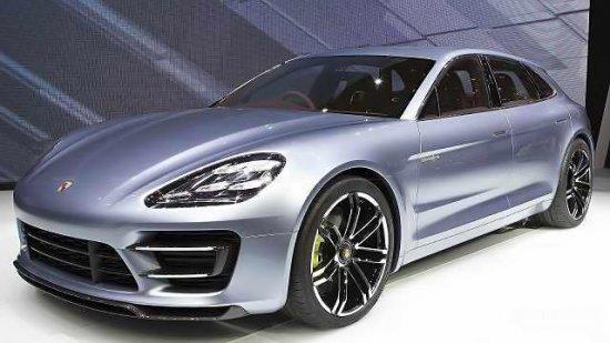 Обновленный Porsche Panamera 2016