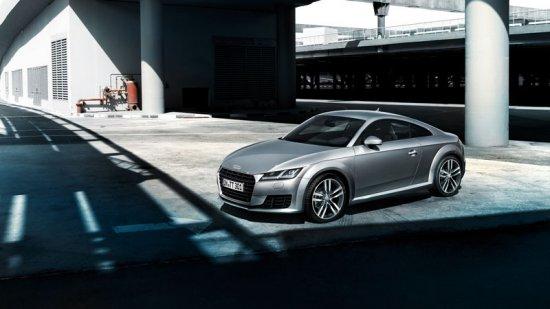 Audi TT 2015 Цена, Фото, Обзор и Технические характеристики