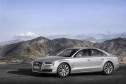 Новая Audi A8 2015 года