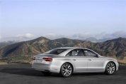 Обновленная Audi A8 2015 года