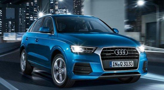 Audi Q3 2015 года Цена, Фото, Рейтинг и Технические характеристики