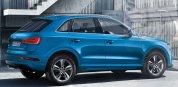 Обновленный вариант Audi Q3 2015