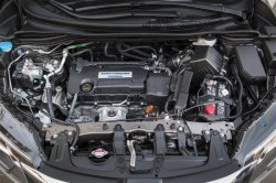 Двигатель в Honda CR-V 2015