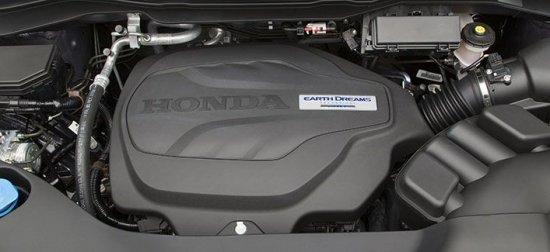 Двигатель Honda Pilot 2016 года