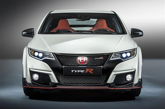 Honda Civic Type R 2015 года