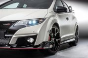 Спортивный Honda Civic Type R 2015