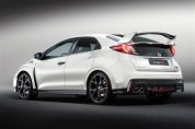Новая Honda Civic Type R 2015