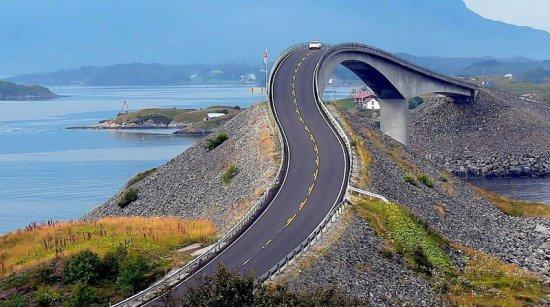 ПДД Норвегии: внимание к дороге