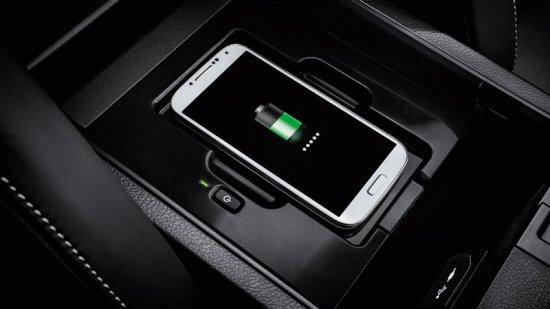 Беспроводная зарядка для телефона