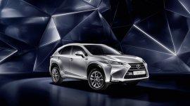 Новый Lexus NX 2015