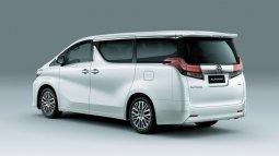 Toyota Alphard (Альфард) 2015 Цена, Фото и Технические характеристики