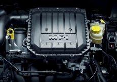 Двигатель Skoda Fabia