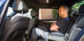 Места задних сидений BMW