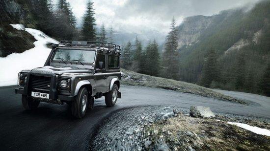 Советы владельцам Land Rover Defender