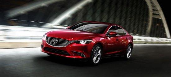 Mazda 6 (Мазда 6) 2016 Фото, Цена, Комплектации и Технические характеристики