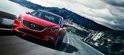 Обновленная Mazda 6 2016