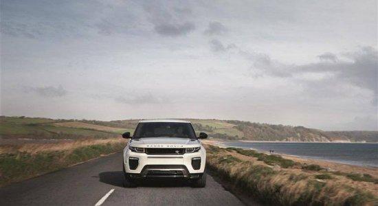 Land Rover Range Rover Evoque 2016 года Фото, Цены и Комплектации