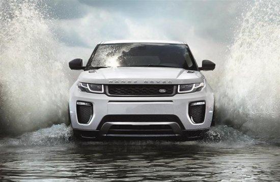 Новый Land Rover Range Rover Evoque 2016