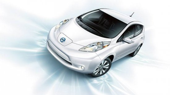 Электрокар Nissan Leaf