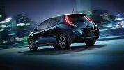 Новый Nissan Leaf 2015