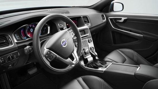 Салон Volvo V60