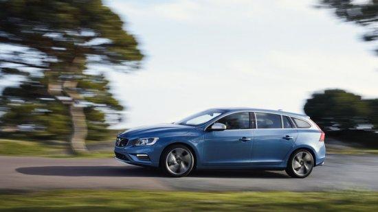 Универсал Volvo V60