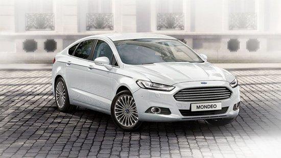 Новый Ford Mondeo
