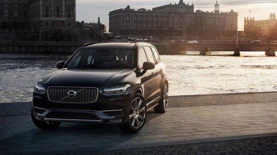 Тест-драйв нового Volvo XC90 2015 года