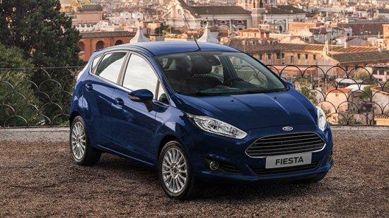 Ford Fiesta (Форд Фиеста) 2015 Цена, Фото, Комплектации и Технические характеристики