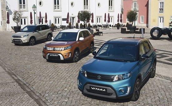 Тест-драйв Suzuki Vitara 2015 года с видео