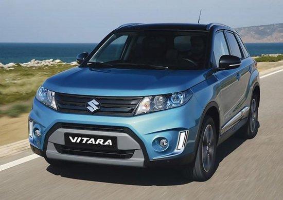 Новый Suzuki Vitara