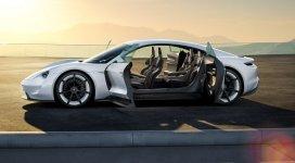 Концепт кар Porsche Mission E