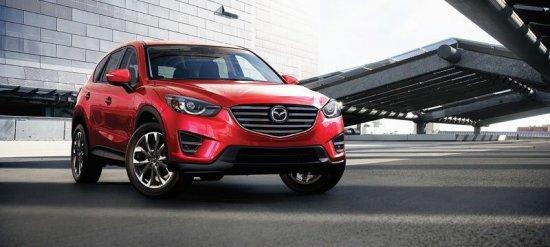 Тест-драйв Mazda СХ-5 2016 года с видео
