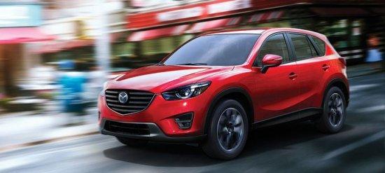 Новая Mazda СХ-5