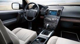 Салон Land Rover Freelander