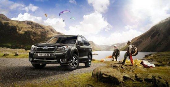 Тест-драйв Subaru Forester 2015 с видео